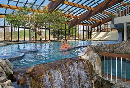 Tug resort club at minerals resort and spa for Outdoor pools in nj