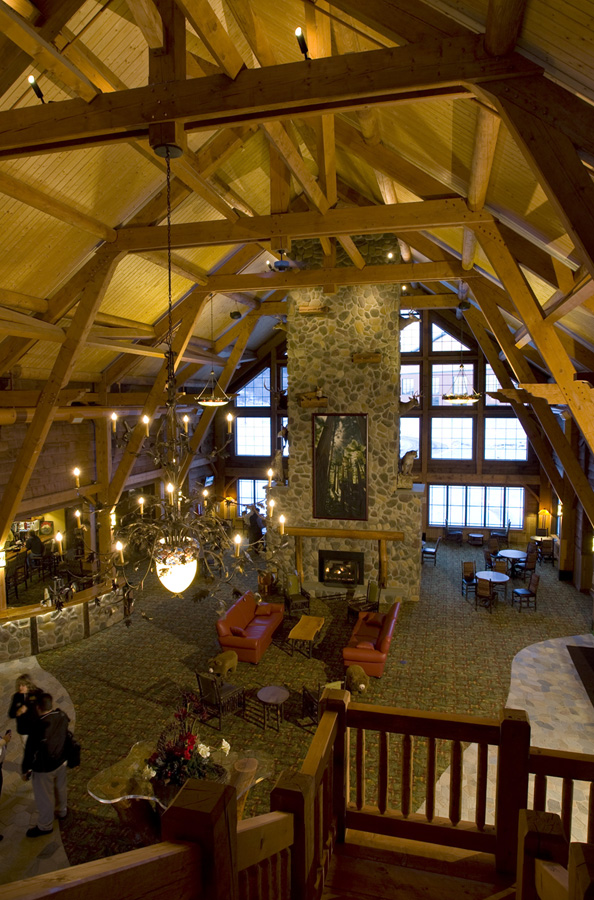 Hope Lake Lodge Resort image