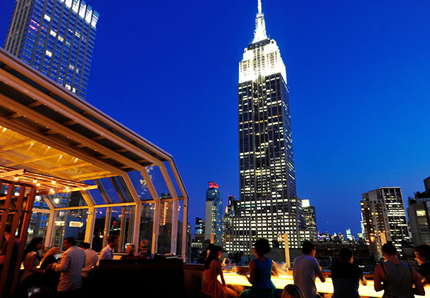 Marriott Pulse New York City image