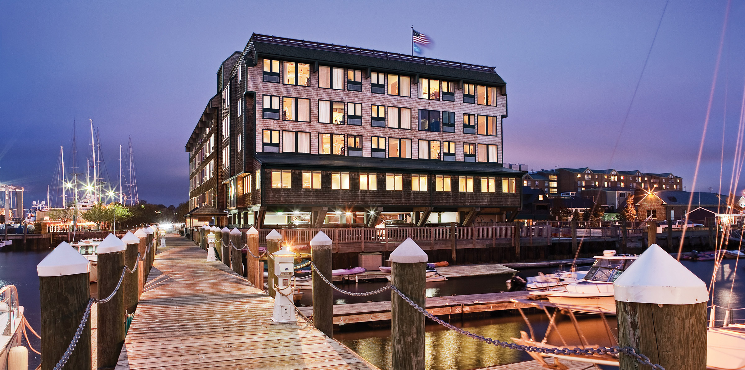 Wyndham Inn on Long Wharf image