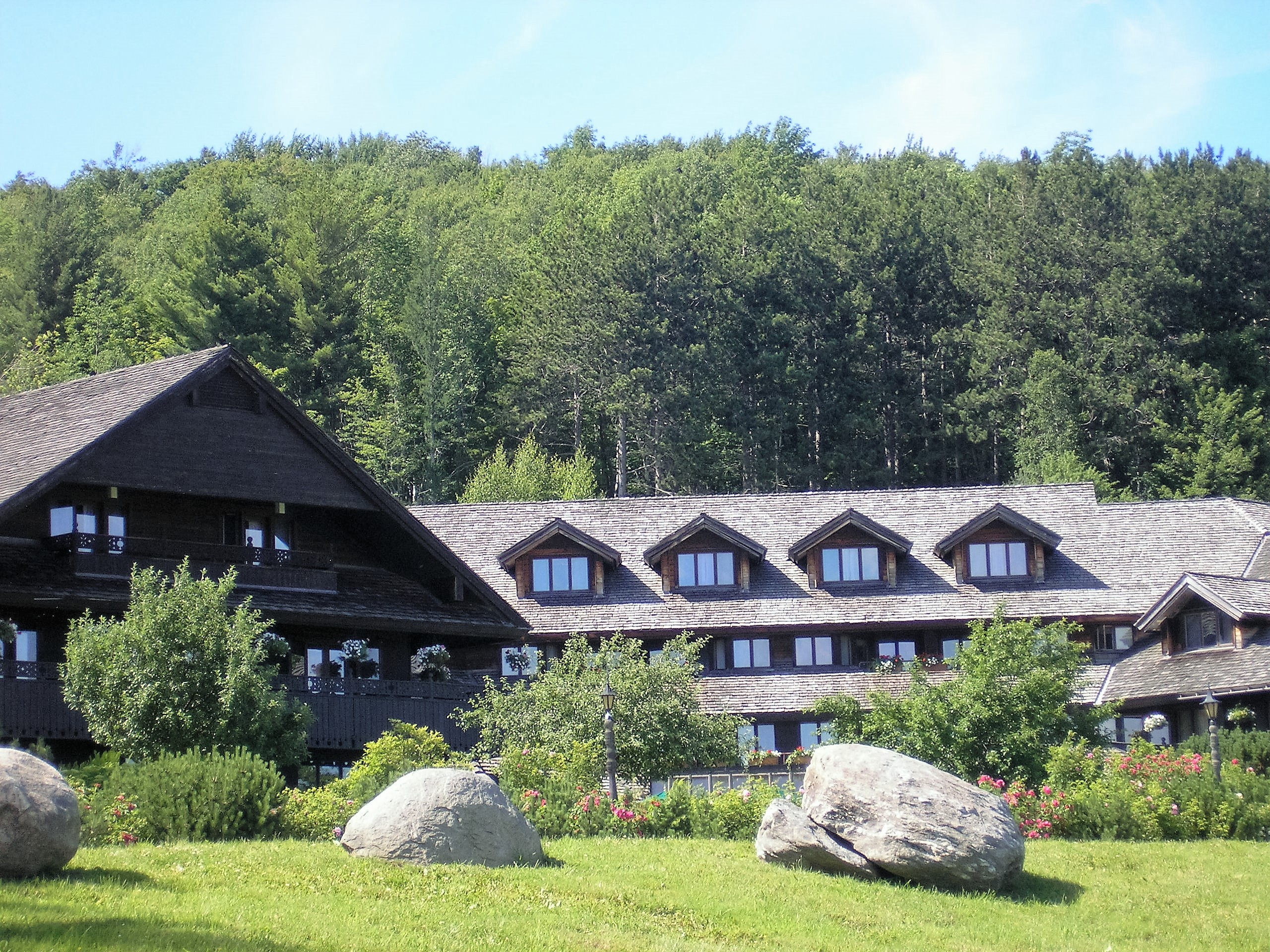 Trapp Family Lodge & Guest Houses image