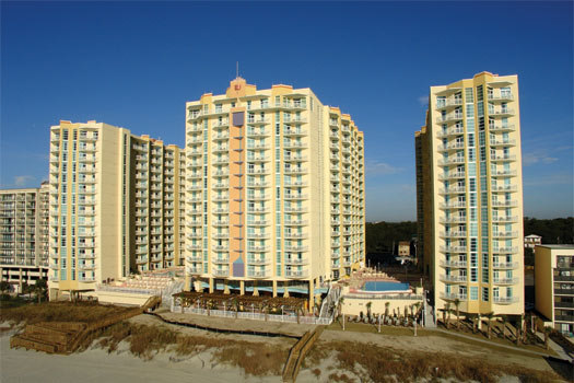 Wyndham Myrtle Beach at Ocean Blvd image