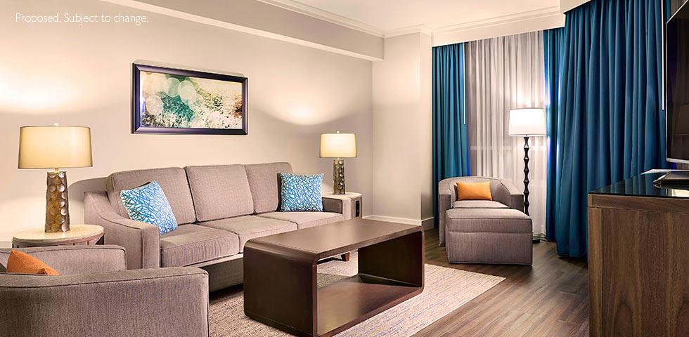 Hilton Grand Vacations Club Ocean Oak image