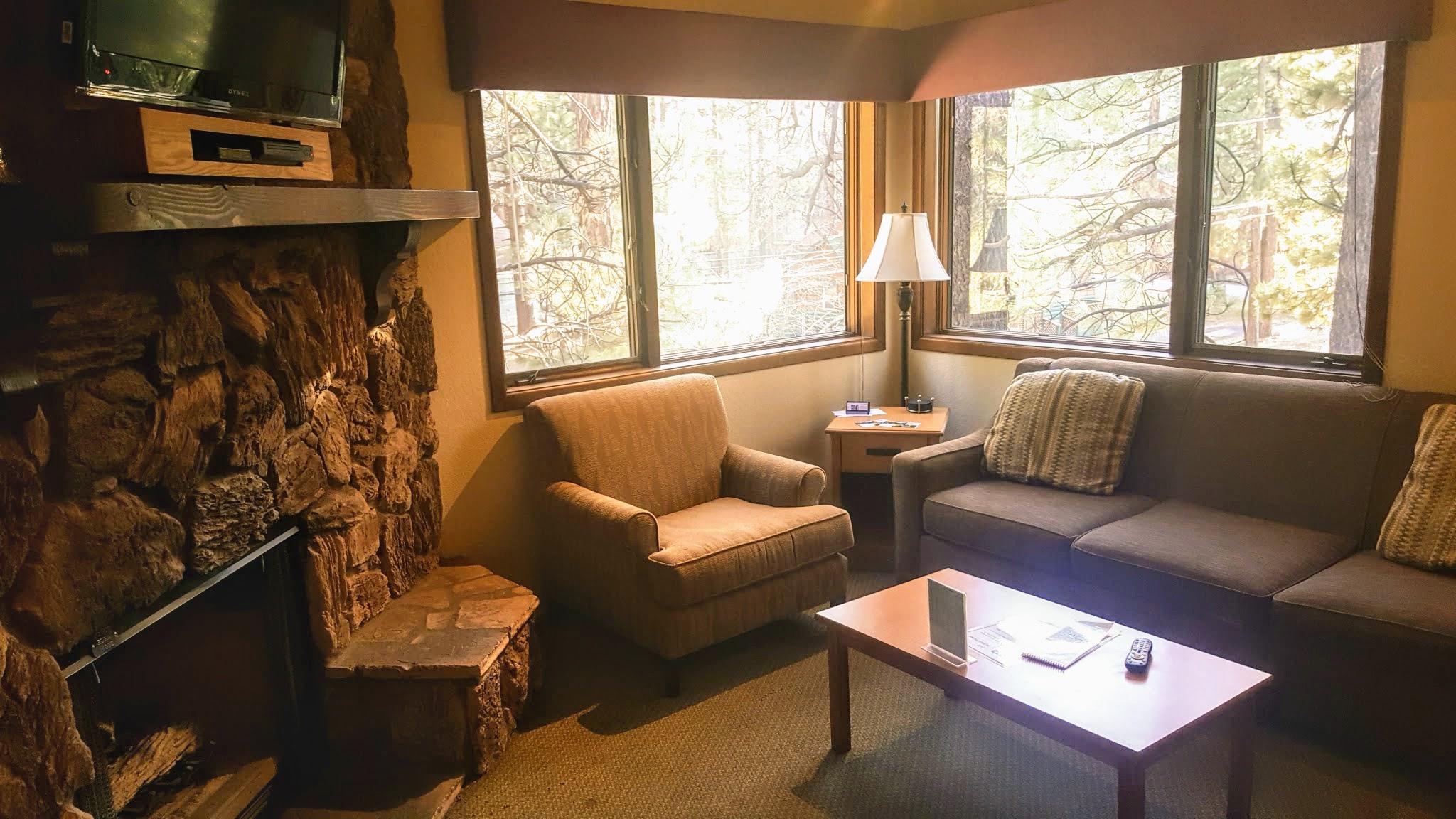 Snow Lake Lodge image