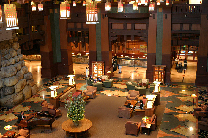 The Villas at Disney Grand Californian Hotel & Spa image