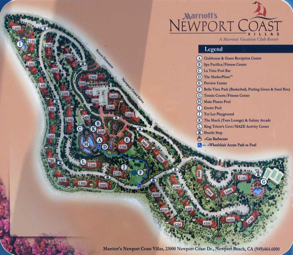 Marriott Newport Coast Villas Image