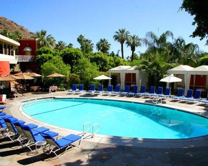 Palm Springs Tennis Club image