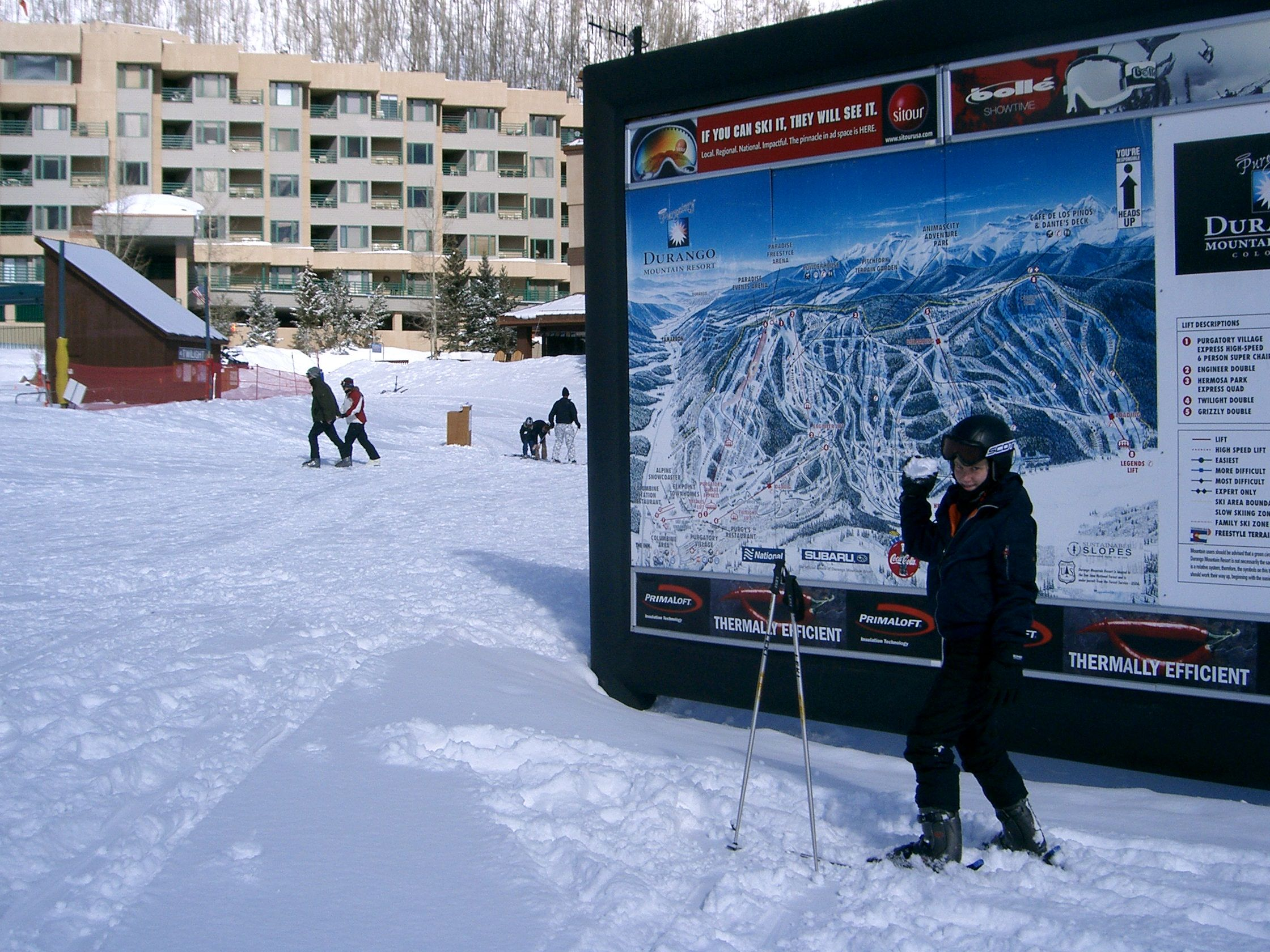 Purgatory Village Condominium Hotel at Durango Mountain Resort image