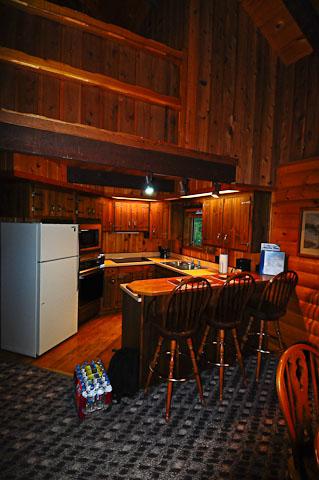 Glacier Wilderness Resort image