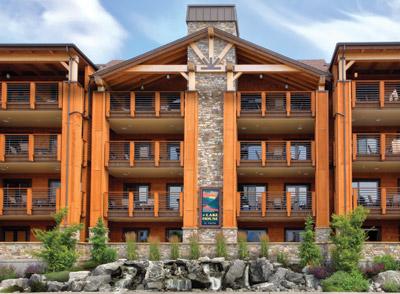 Worldmark Chelan Lake House image