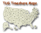 TUG Interactive Timeshare Maps